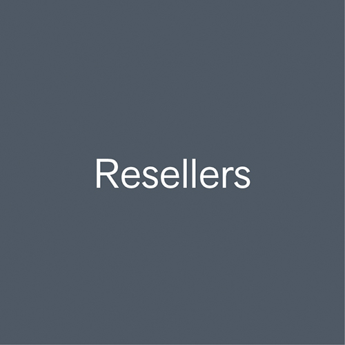 Agents & Resellers-International core territories